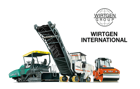 Sumitec International - новый дистрибьютор Wirtgen International